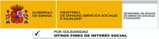 Ministerio de sanidad y servicios sociales